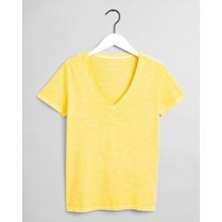 GANT T-Shirt Damen V-Neck...