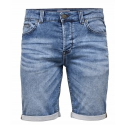 Only & Sons Shorts, Sweatdenim