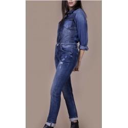 Blue Fire Sofie Mom Jeans